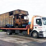 burnt-truck